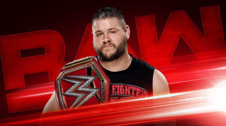 Kevin Owens universal championship, kevin owens monday night raw, kevin owens universal champion
