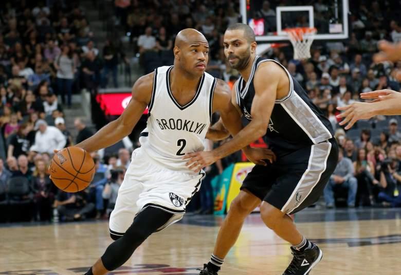 Jarrett Jack Tony Parker, Nets vs. Spurs
