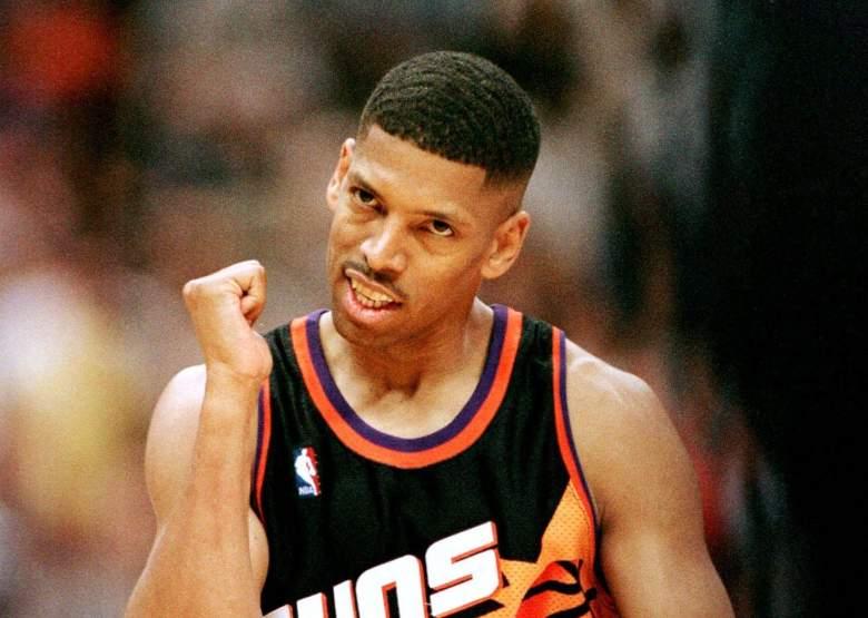 Kevin Johnson Phoenix Suns