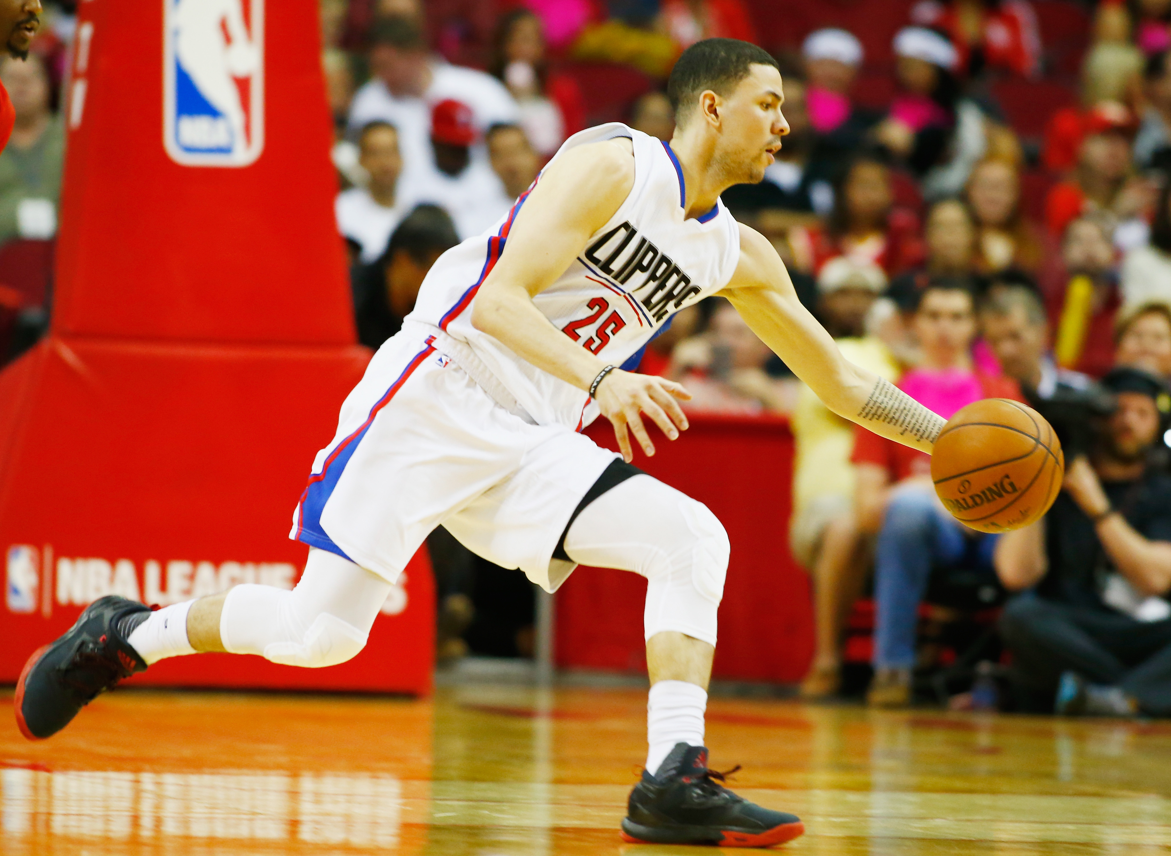 Austin Rivers Clippers vs. Rockets