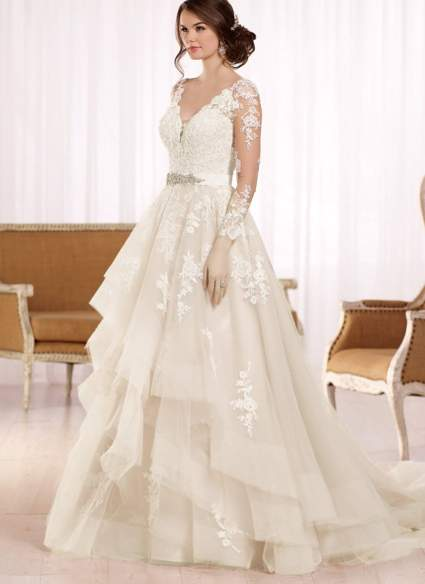 50 Wedding Dresses Under 500 Dollars You Ll Love 2020 Heavy Com