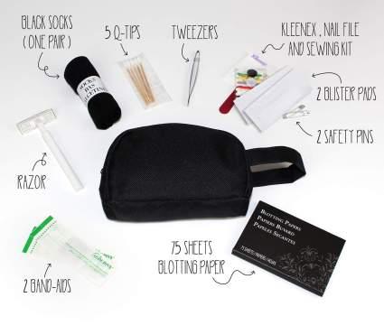 Men's Wedding emergency kit