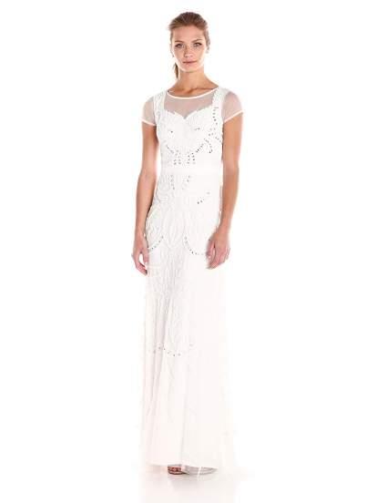 Adrianna Papell Wedding Dress