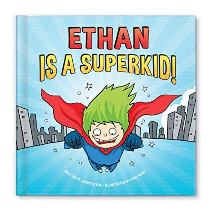 Personalized Book for Your Super Kid!