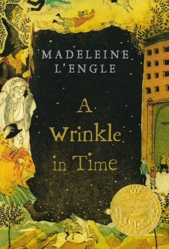A Wrinkle In Time movie, A Wrinkle In time, Madeline L'Engle