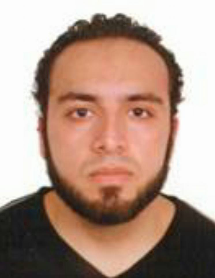 Ahmed Khan Rahami. (FBI)