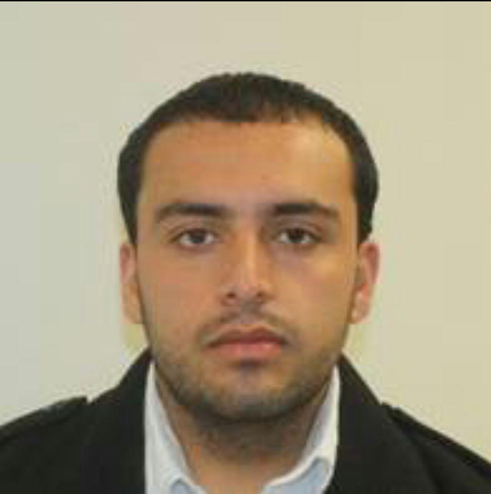 Ahmad Rahami. (New Jersey State Police)