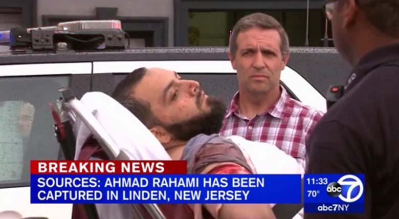 Ahmad Rahami arrest abc news