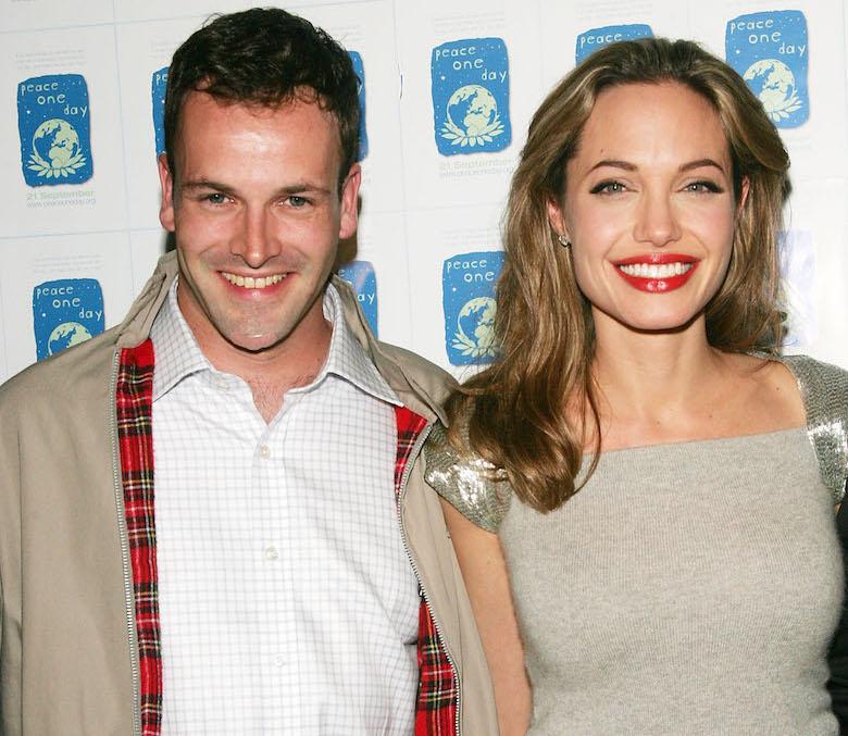 Angelina Jolie First Husband Jonny Lee Miller: 5 Facts | Heavy.com