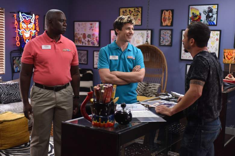 Brooklyn Nine-Nine, Brooklyn Nine-Nine Season 4, Brooklyn Nine-Nine cast, Andy Samberg