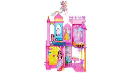 barbie castle