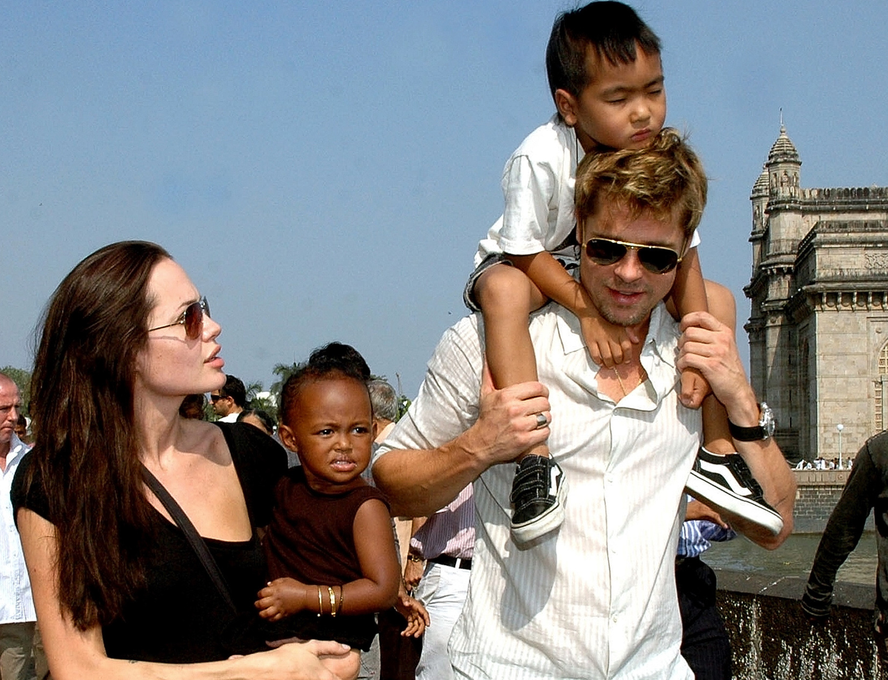 Brad Pitt child abuse, Brad Pitt rumors, Brad Pitt Angelina Jolie divorce, Brad Pitt Angelina Jolie kids, Brad Pitt divorce reason maddox