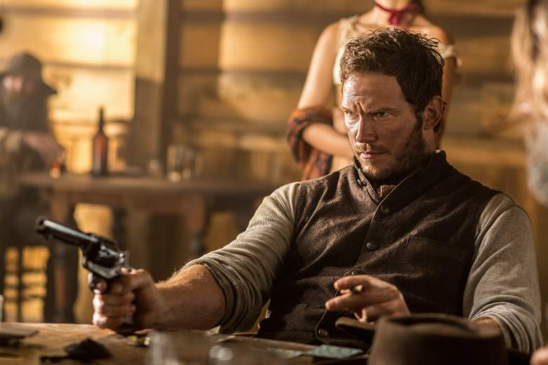 Chris Pratt, Chris Pratt Net Worth, Chris Pratt The Magnificent Seven