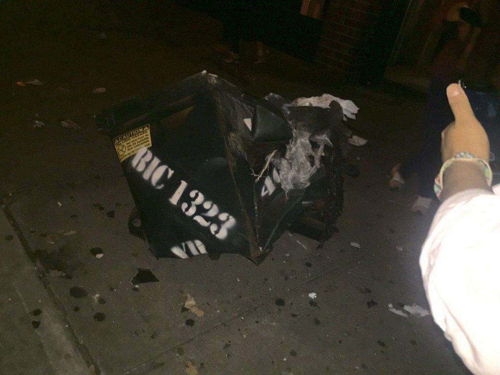 23rd Street Explosion