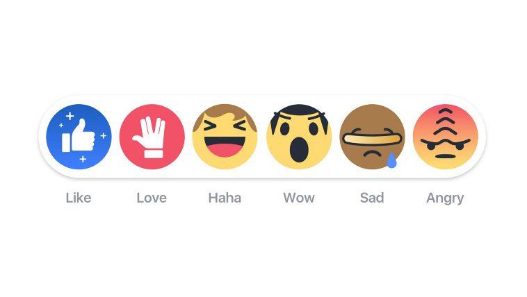 Star Trek, Star Trek 50, Star Trek emojis, Star Trek Facebook