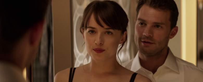 Fifty Shades Darker, Fifty Shades Darker trailer, Jamie Dornan, Dakota Johnson