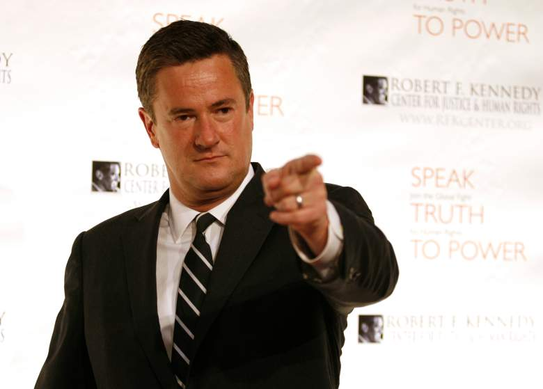 Andrew Scarborough, Joe Scarborough's son, Joe Scarborough children