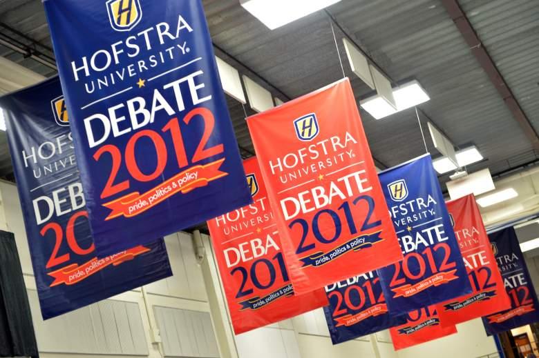 2012 debate, hofstra 2012 debate, hofstra debate