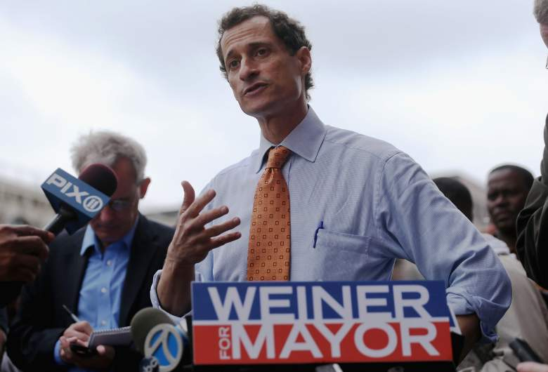 Anthony Weiner mayoral race, Anthony Weiner press conference, Anthony Weiner capmaign 2013