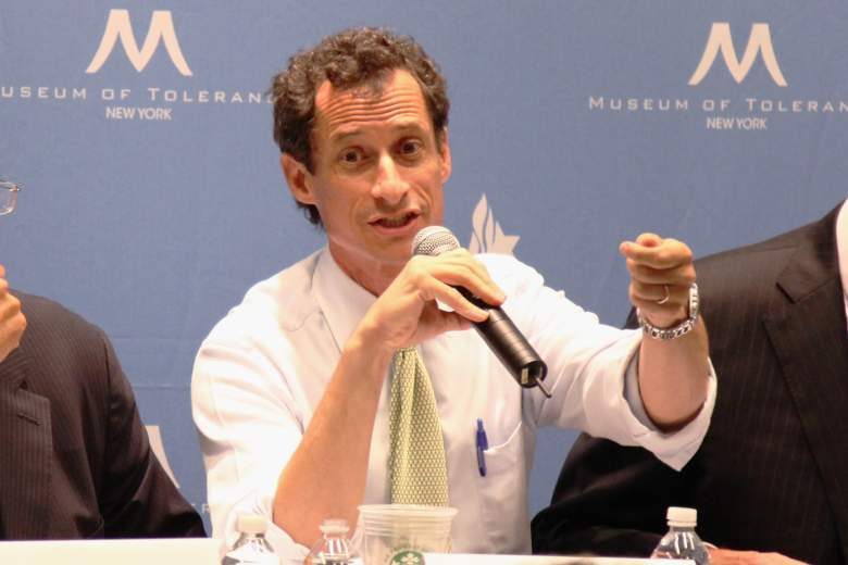 Anthony Weiner forum on cultural sensitivity and tolerance, Anthony Weiner 2013 campaign, Anthony Weiner 2013