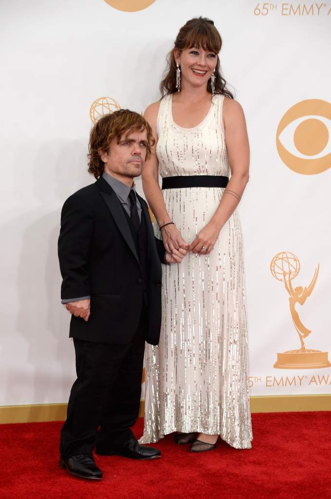 Peter Dinklage wife, Peter Dinklage and Erica Schmidt, Erica Schmidt bio, Erica Schmidt, Peter Dinklage Emmys