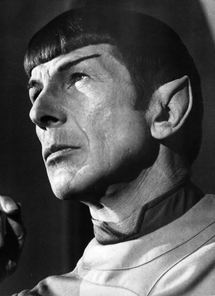 Leonard Nimoy, StarTrek50, Star Trek anniversary, Live Long and Prosper