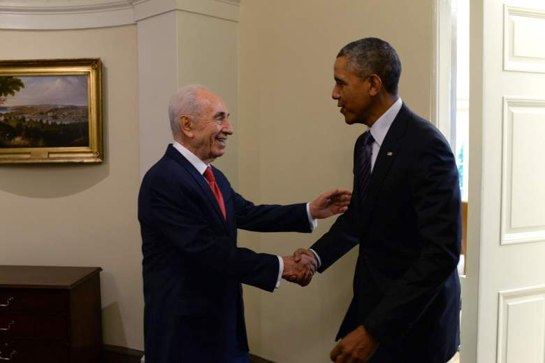 Shimon Peres dead, Shimon Peres Obama, Shimon Peres 2014