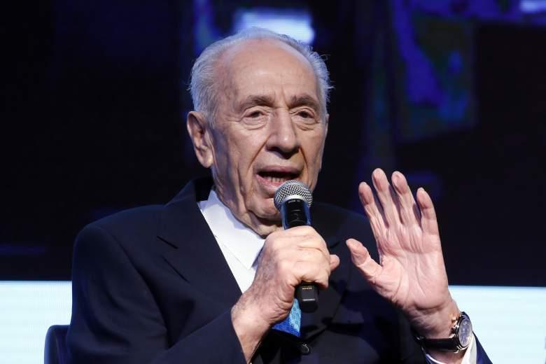 Shimon Peres, Shimon Peres death, Shimon Peres family