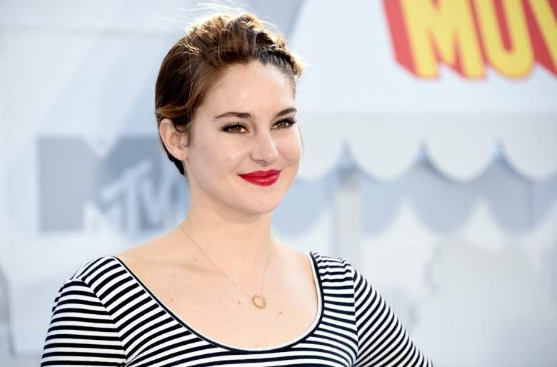 Shailene Woodley, Shailene Woodley Net Worth, Shailene Woodley hair, Shailene Woodley MTV Movie Awards