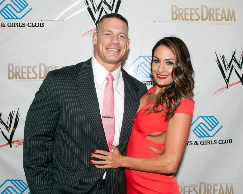 John Cena Nikki Bella, John Cena Nikki Bella red carpet, John Cena Nikki Bella dating