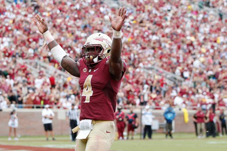ole miss vs. florida state, fsu, what time, start, when, today, labor day, kickoff, tv channel