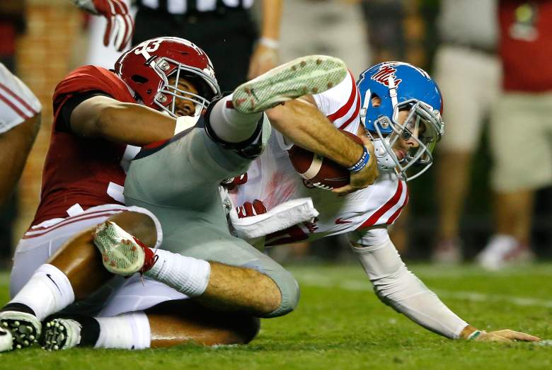 Alabama vs. Ole Miss, game, what time, tv channel, when, start, today, kickoff