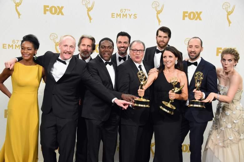 Veep, Veep cast, Julia Louis-Dreyfus, Veep Emmys