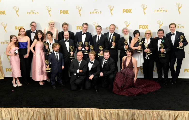 Game of Thrones cast, Game of Thrones Emmys, Game of Thrones HBO