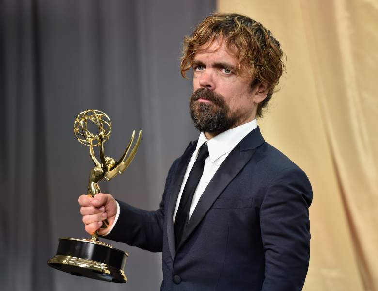 Game of Thrones, Game of Thrones Emmys, Peter Dinklage Emmys, Game of Thrones Emmy wins