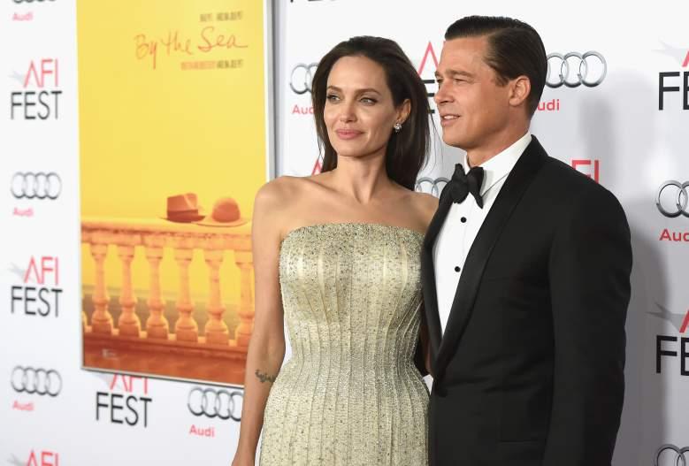 Brad Pitt Angelina Jolie, Brad Pitt Angelina Jolie red carpet, Brad Pitt Angelina Jolie by the sea