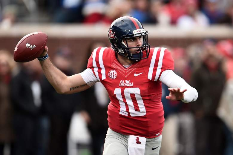 chad kelly, ole miss vs. florida state, point spread, favored, latest, pick, prediction