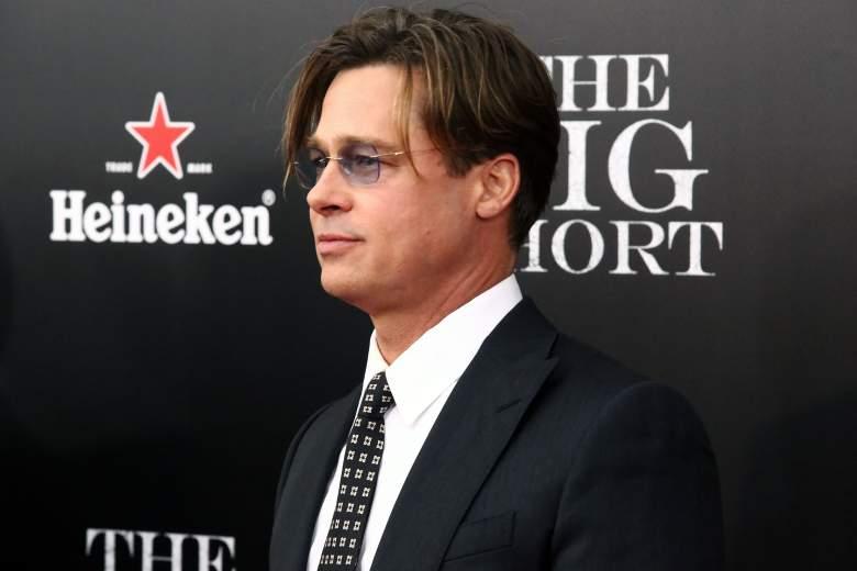 Brad Pitt, The Big Short cast, Allied cast, Brad Pitt divorce