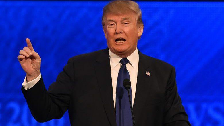 trump debate, trump presidential debate, trump manchester debate