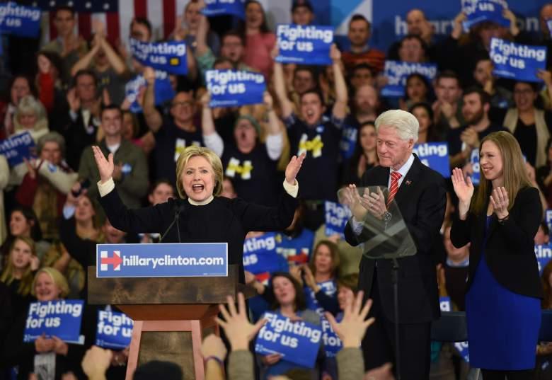 Hillary Clinton, Bill Clinton