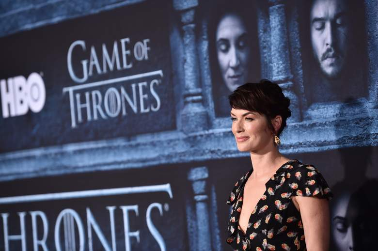 Lena Headey, Cersei Lannister, Game of Thrones Emmys, Game of Thrones Emmy nominees