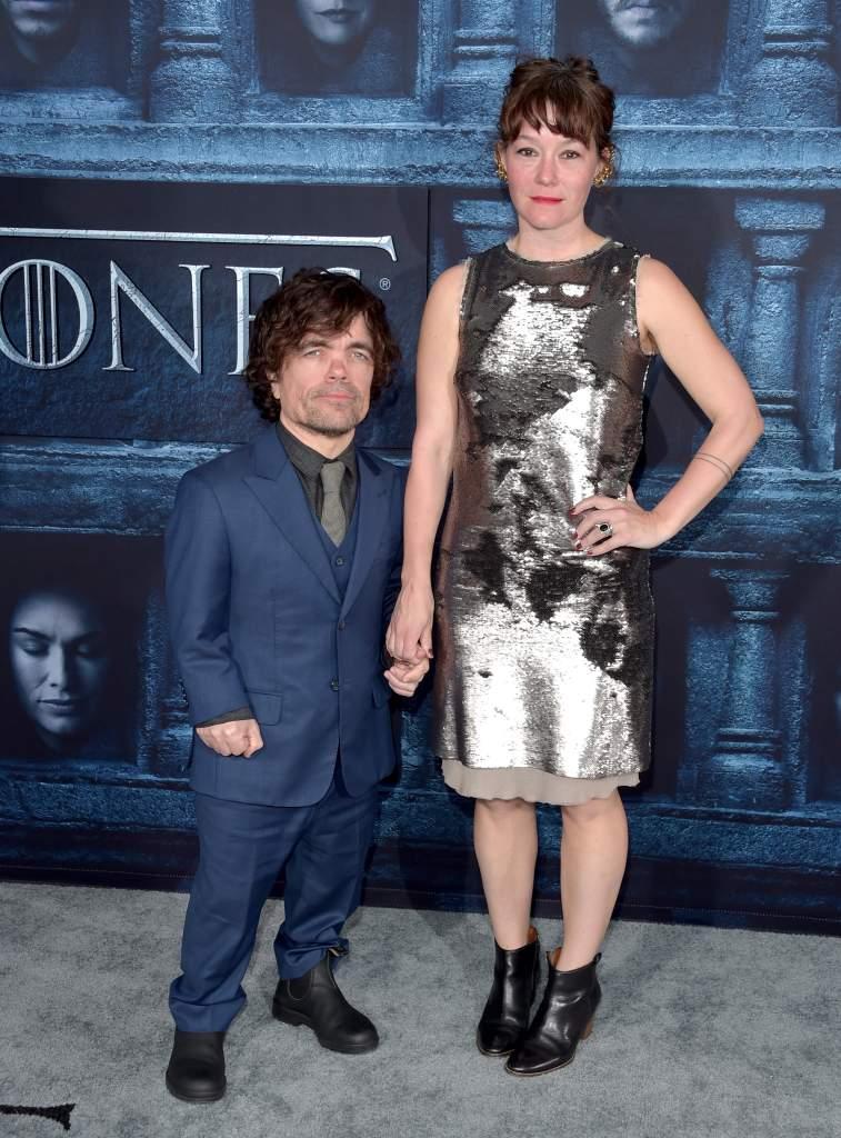Peter Dinklage wife, Erica Schmidt, Erica Schmidt bio, Game of Thrones actor