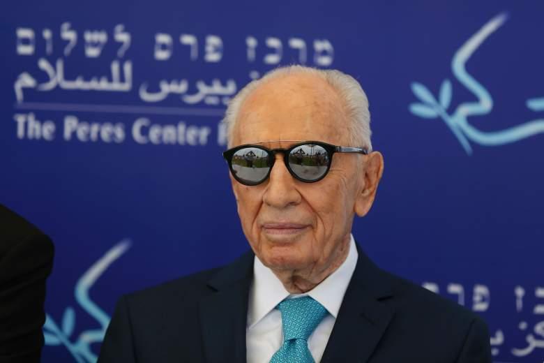 Shimon Peres, Shimon Peres dead, Shimon Peres family, Shimon Peres 2016