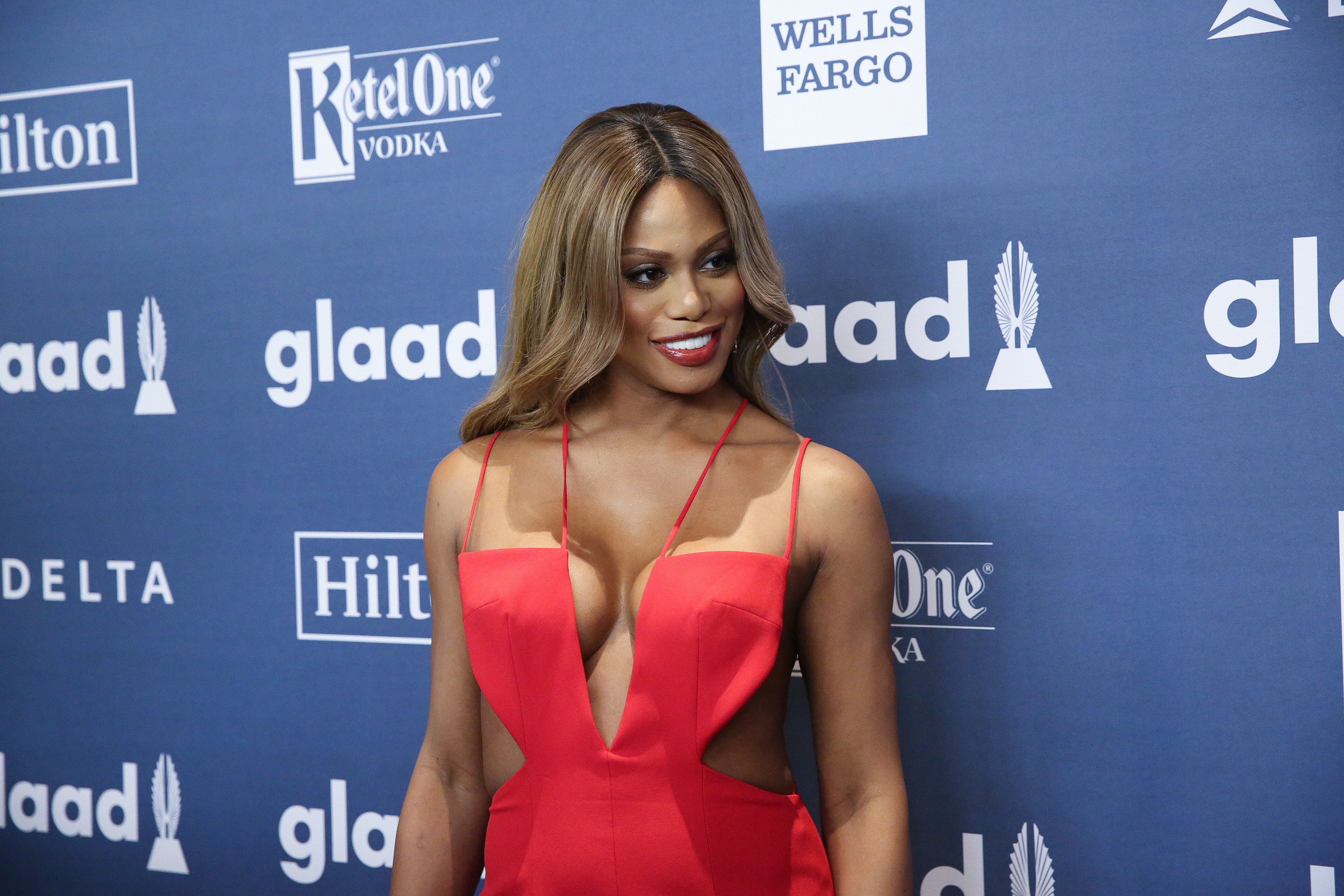Laverne Cox, 2016 Emmy Presenters, Emmy Presenters