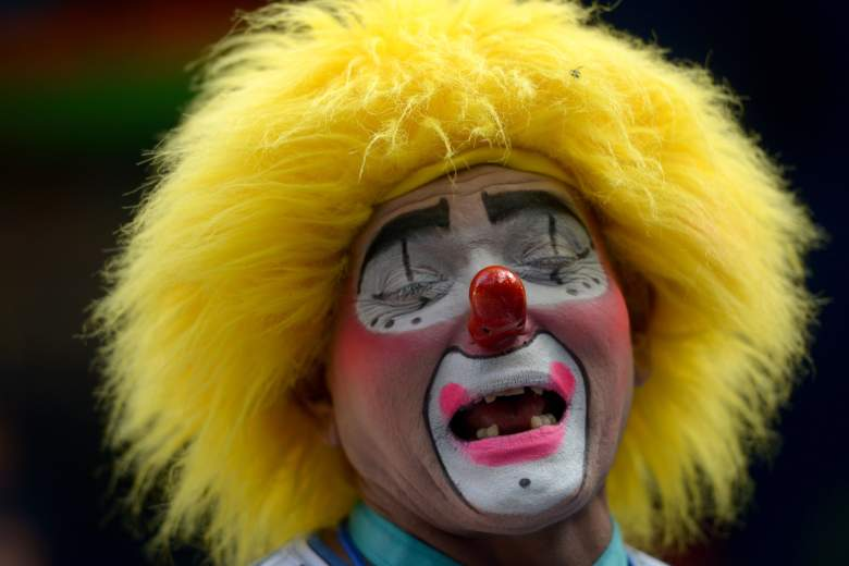 list of creepy threatening clowns