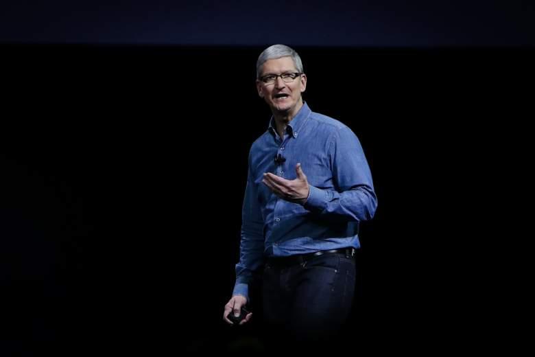 Tim Cook Apple, tim cook press conference, apple keynote 2016