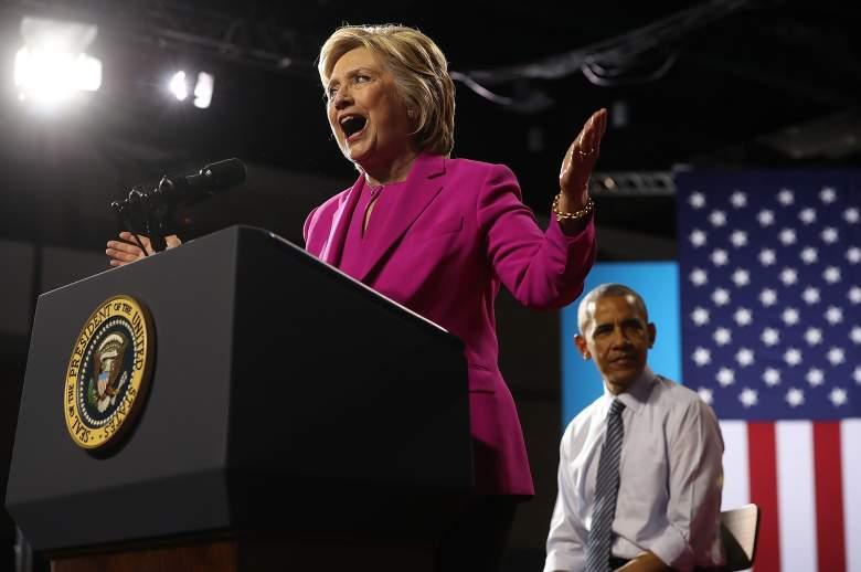 Hillary Clinton, Hillary Clinton Charlotte