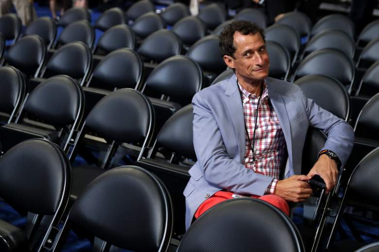 Anthony Weiner DNC, Anthony Weiner democratic national convention, Anthony Weiner 2016