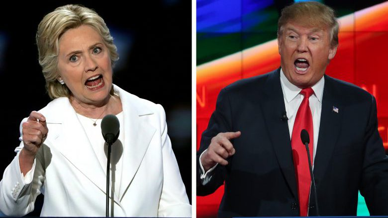 Clinton Trump debate, Hillary Clinton Donald Trump, Hillary Clinton Donald Trump debate