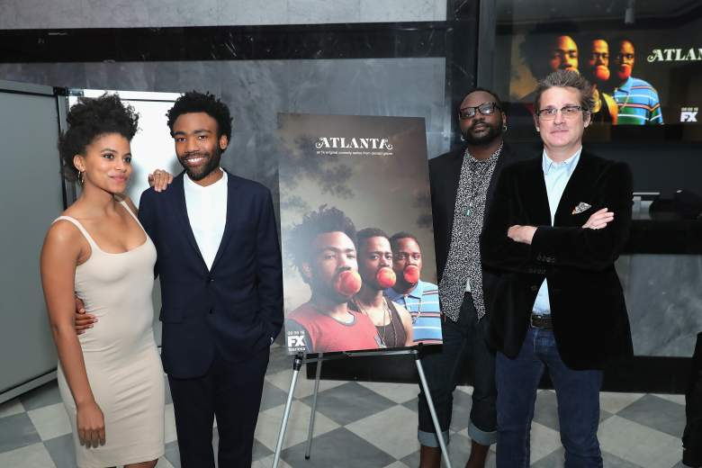 Atlanta Cast, Zazie Beetz, FX, Donald Glover new show